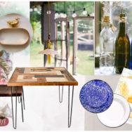 Style Me Sunday: Nostalgic Americana Dining Room