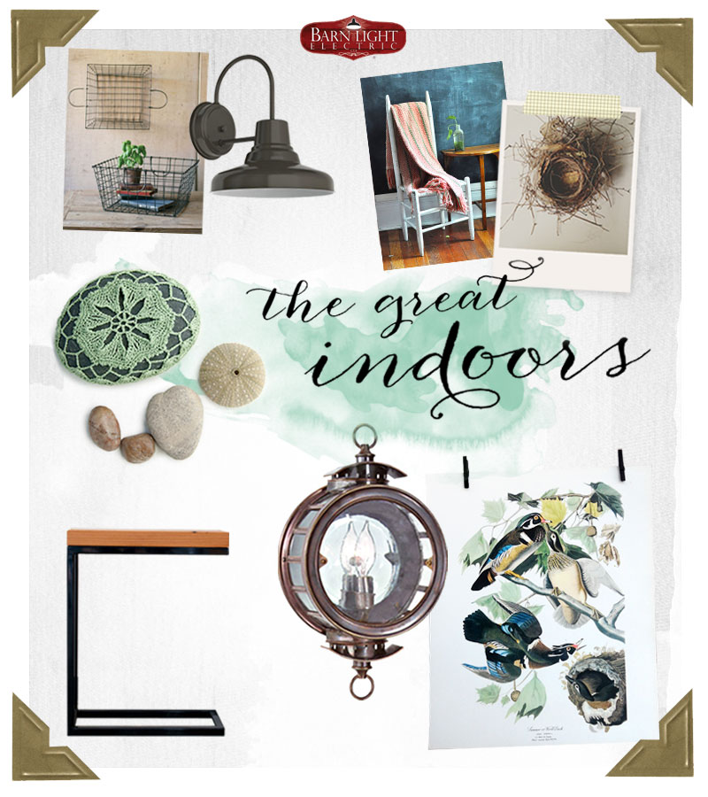 Style Me Sunday: The Great Indoors