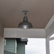 Featured Customer | Stem Mount Pendant Brings Warm Light to California Porch