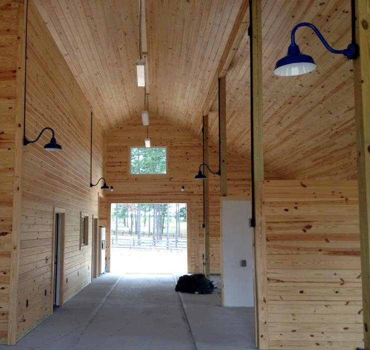 Interior Barn Lights