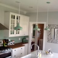 Featured Customer | Popular Jadite Shade Adds Splash of Color to Kitchen Remodel