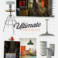 Style Me Sunday: Ultimate Garage Essentials