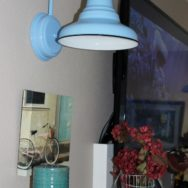 Featured Customer | Porcelain Pendants, Sconces Brighten Family and Dining Rooms