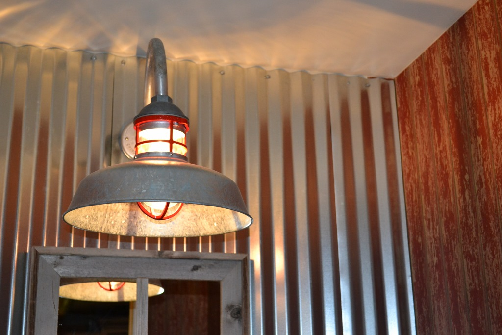 Featured Customer Galvanized Gooseneck Light Adds Fun Element To New Barn Home