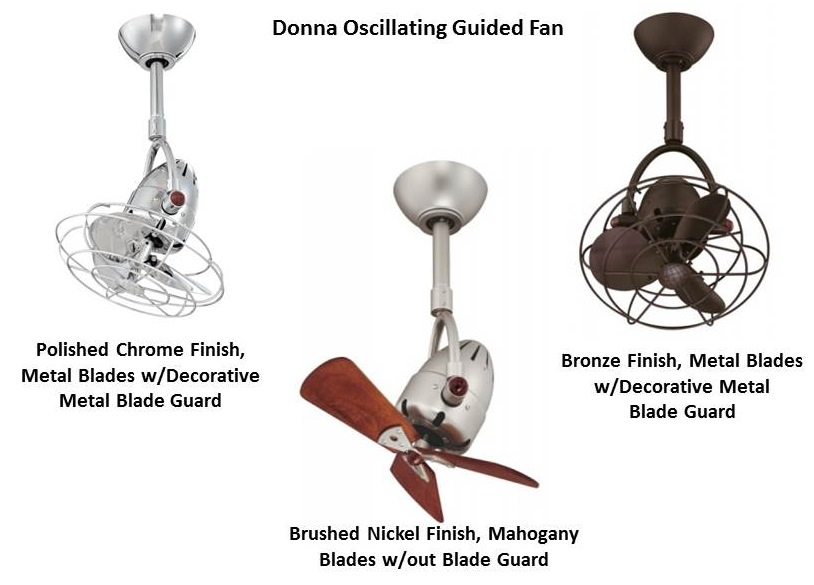 Decorative Ceiling Fans Beat Summer's Heat with Sizzlin' Style | Blog | BarnLightElectric.com