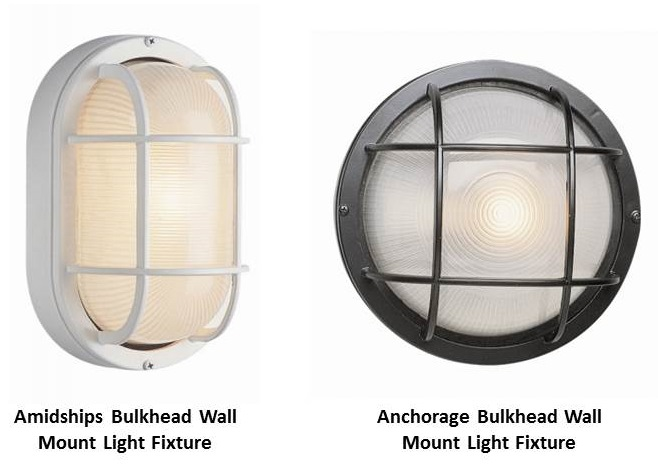 Outside, The Warm Glow Of This Bulkhead Light Will Welcome Visitors To Your  Front Door Or Provide A Guiding Light To The Back Porch When The Kids  Finish ...