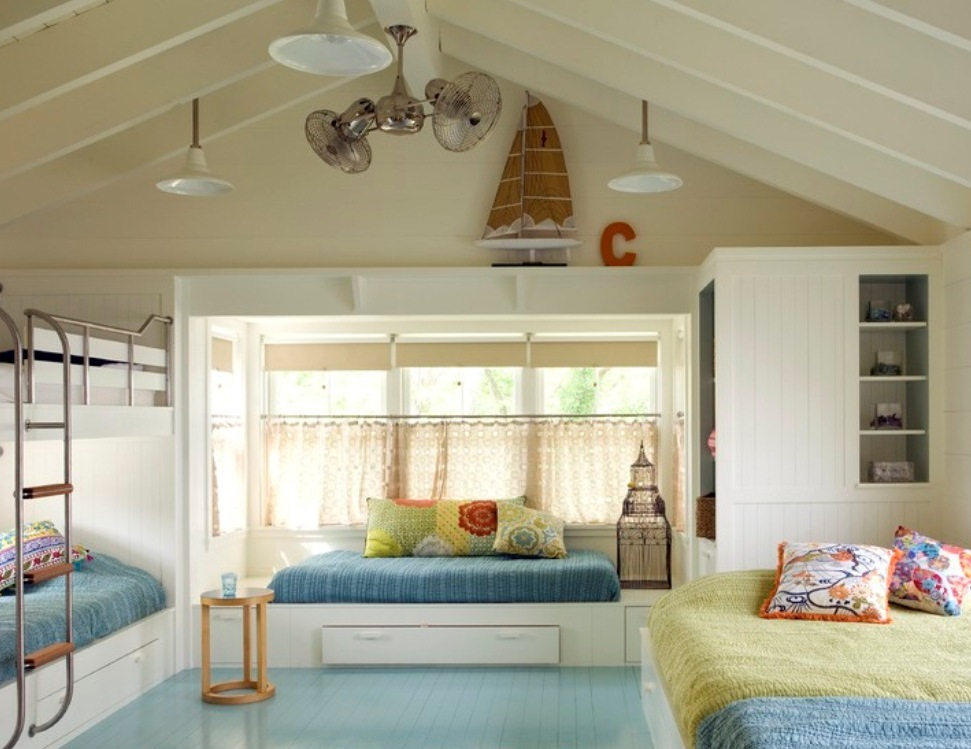 decorative ceiling fans beat summer's heat with sizzlin' style