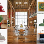 Style Me Sunday: Industrial Farmhouse Loft