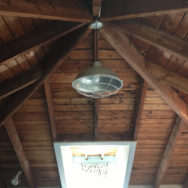 Featured Customer | Warehouse Pendant, Farm Lights Bring Barn Style to Cape Cod