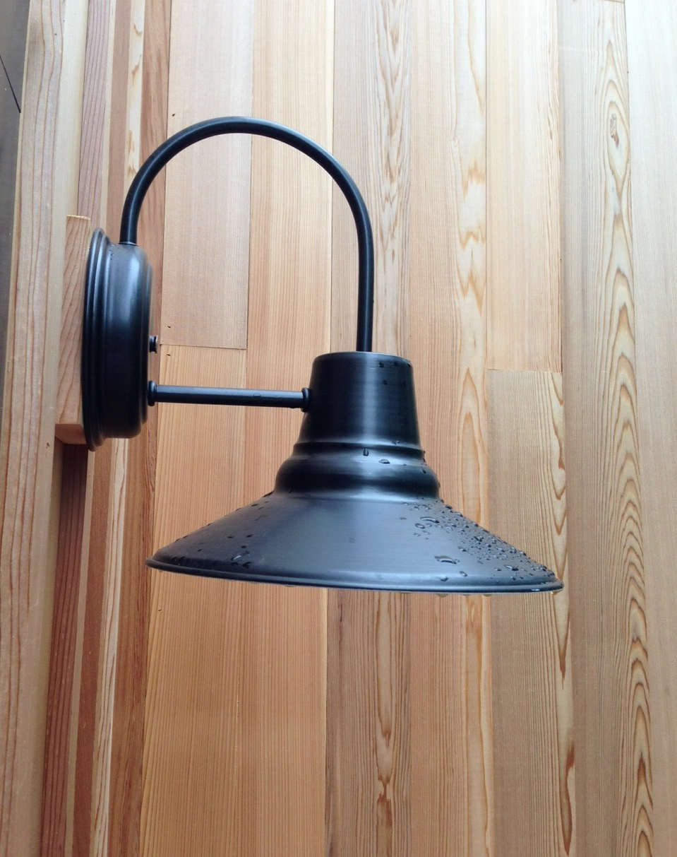 Barn Wall Sconces Add Finishing Touch to Modern Farmhouse Blog