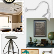 Style Me Sunday: Aviator Inspired Bedrooms that Soar!