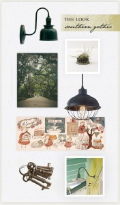 Style Me Sunday: Southern Gothic Interior Design