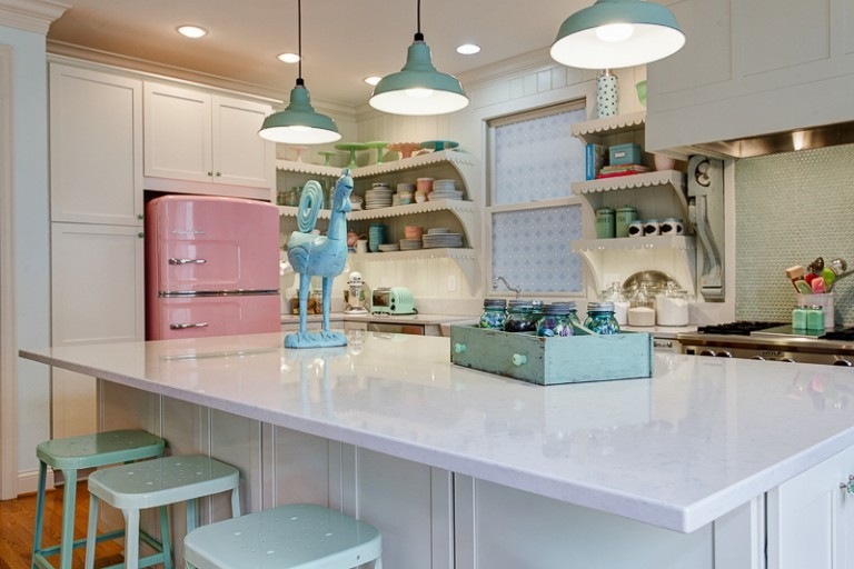 Ideas For Small Seaside Cottage Kitchen