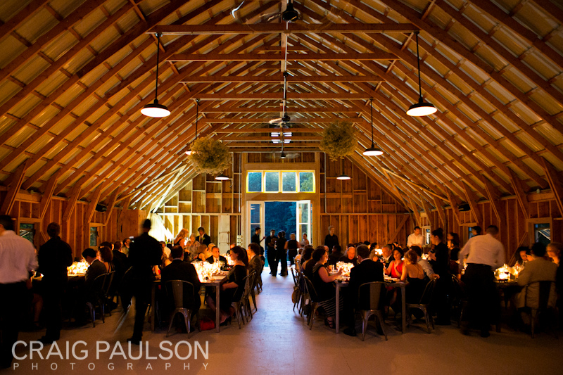 Barn Pendant Lights Make Perfect Accent For Wedding Decor