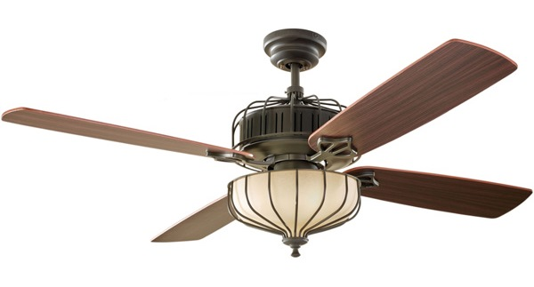Vintage Ceiling Fans Stir the Air, Evoke Sense of Drama ...