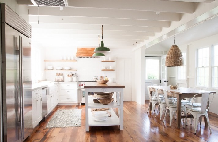 Rustic Industrial Style Develops As You Master Mix Of Old