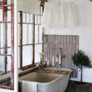The Best of Industrial Farmhouse Interior Design on Pinterest