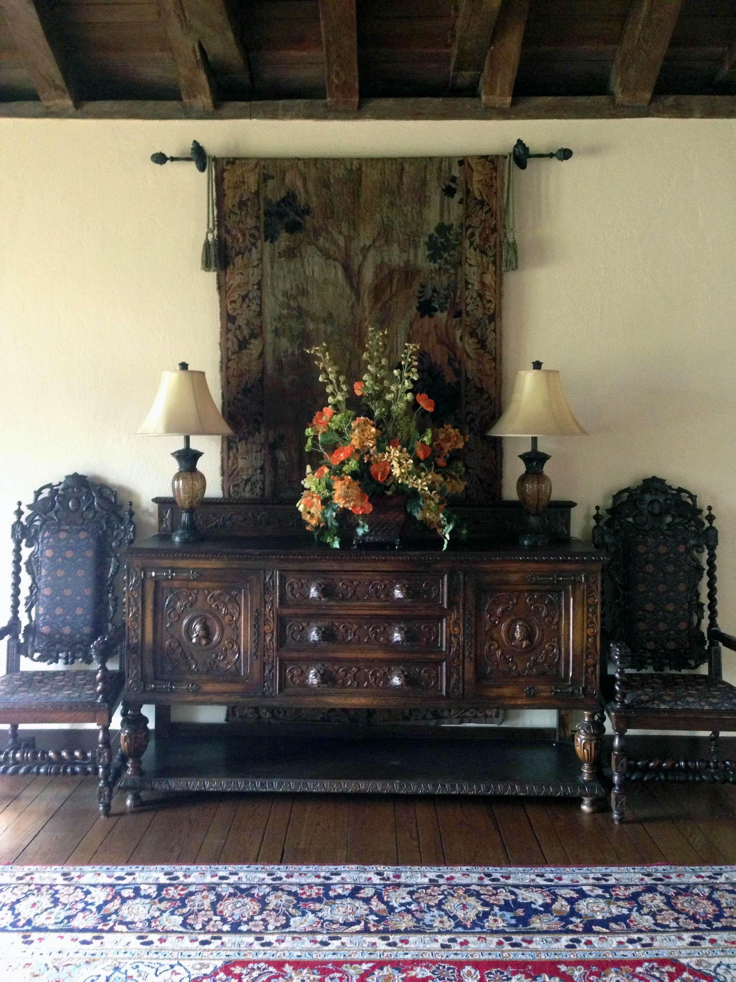 Casa Feliz - Sitting Room
