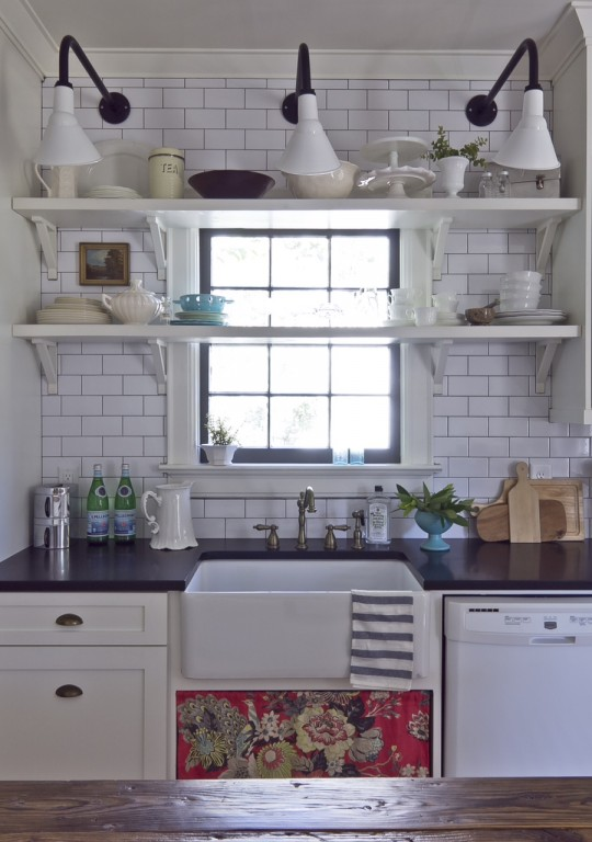 How To Light Up The Kitchen Sink With Style Inspiration Barn Light Electric