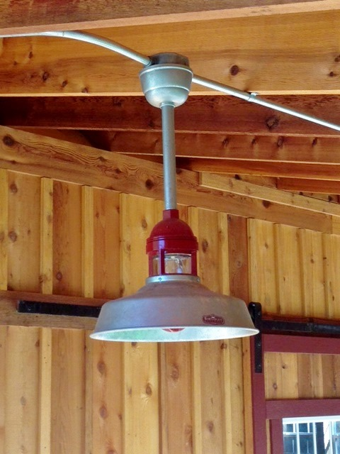 Barn Pendant Lighting Lends Rustic Edge To Midwest