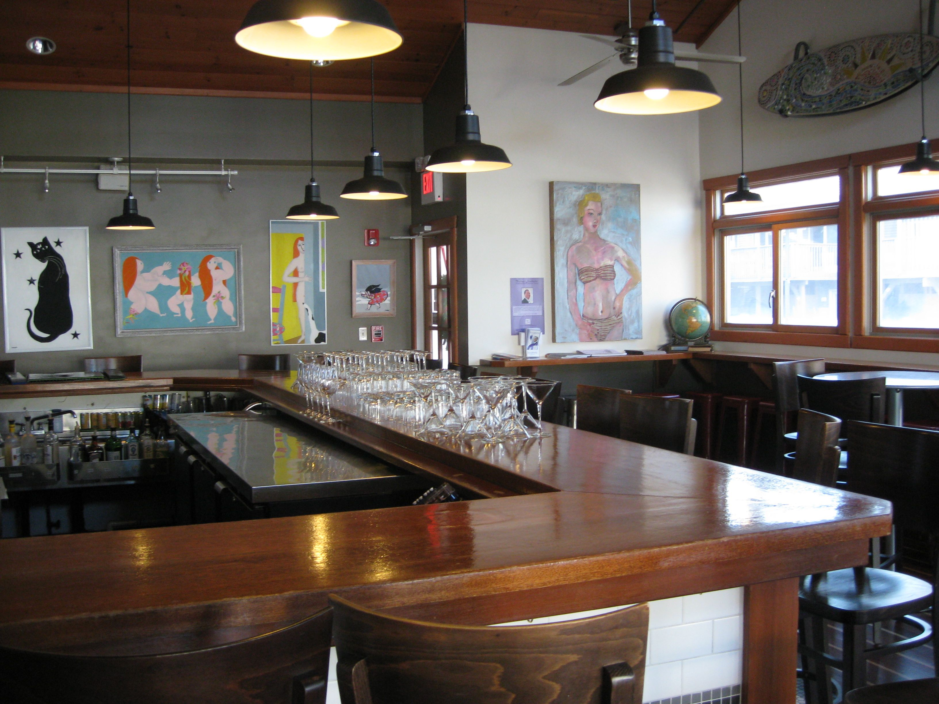 Led Barn Pendants Bring Charm Savings To Jersey Oyster