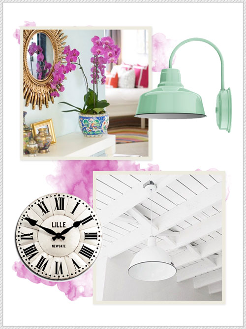 Radiant Orchid Accents | Style Me Sunday
