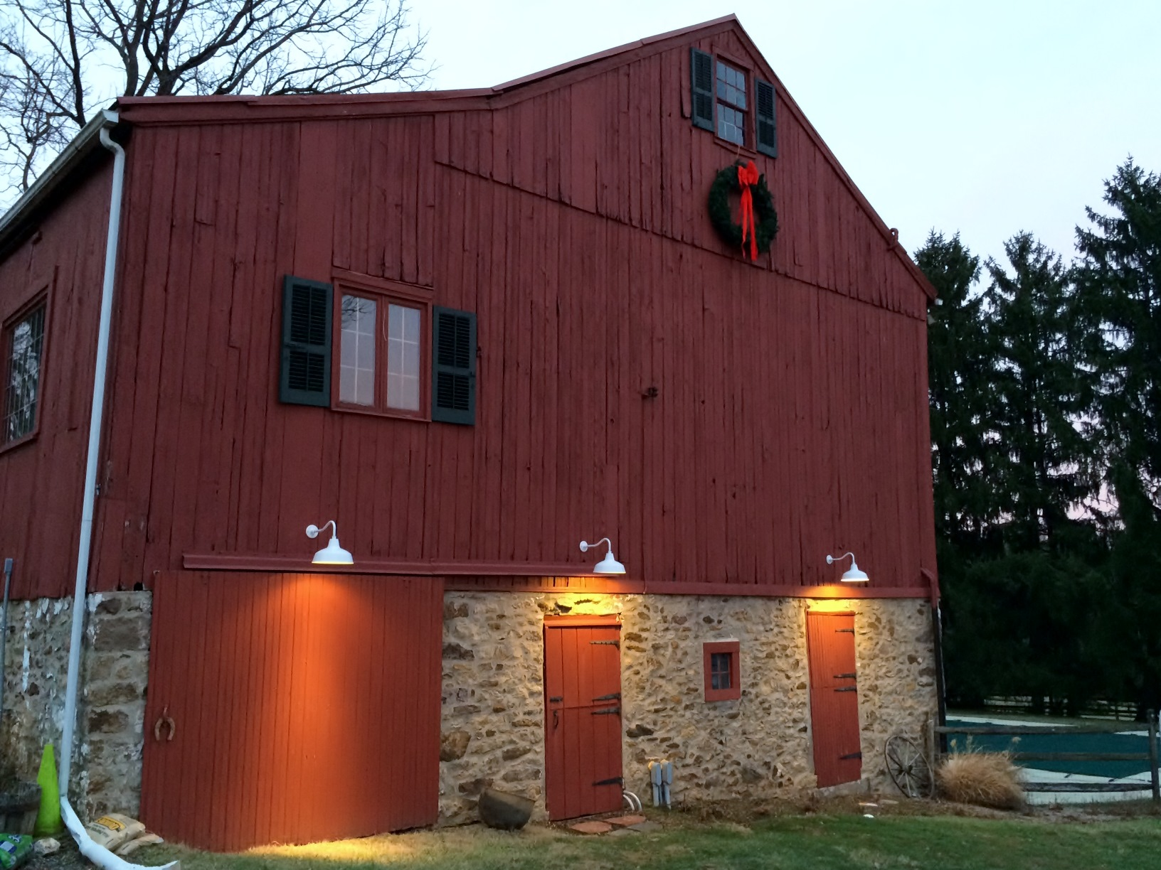 Beautiful Featured Customer | Classic Barn Lights For Pennsylvania Barns, Carriage  House Idea