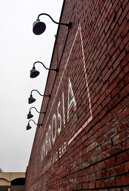 Gooseneck Sign Lights Add Pizzazz To Restaurant Renovation