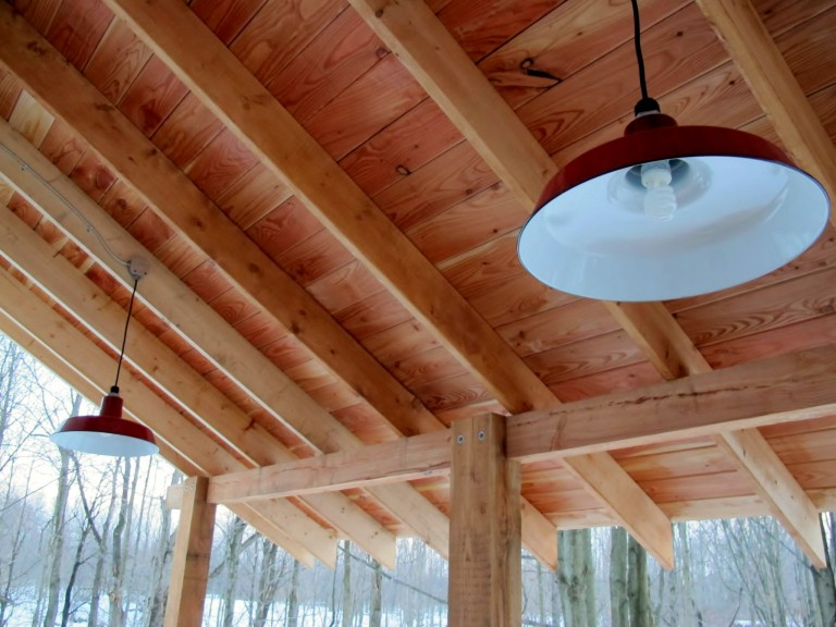 A Damp Location Is Subjected To The Moisture In Air But Protected From Direct Exposure Elements This Would Be Screened Porch That Gets