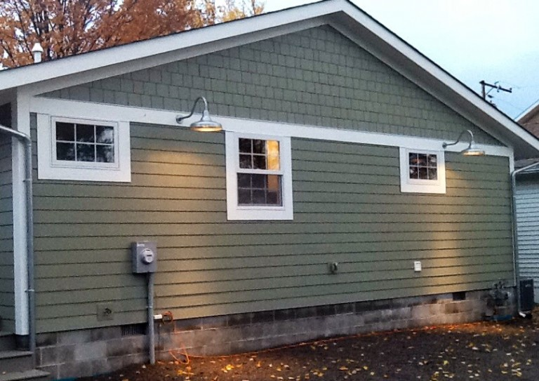 Vintage Style Barn Lights Bring Age Old Character To New Home Blog. Exploit Gooseneck  Outdoor ...