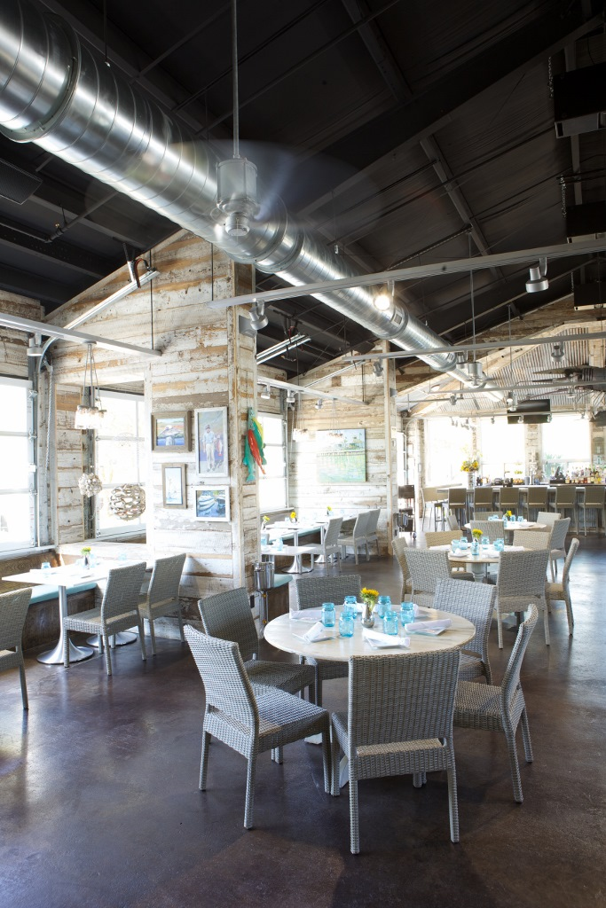 Galvanized Barn Lights Ceiling Fans Offer Rustic Touch