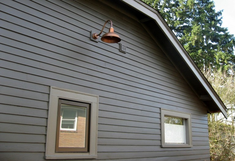 Featured Customer | Copper Gooseneck Lighting For 1920s Craftsman Style Home
