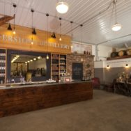 Featured Customer | Schoolhouse Lights Shine in Distillery