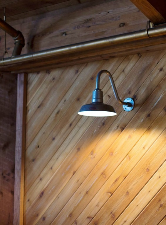 Rustic Lighting Lends Old Florida Feel To New Restaurant