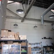 Featured Customer | Warehouse Lighting Lends Industrial Look