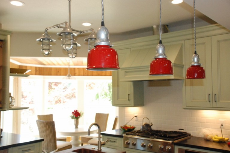 55 Beautiful Hanging Pendant Lights For Your Kitchen Island ...