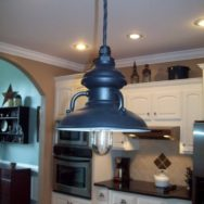 Featured Customer | Cord Hung Pendants Add Rustic Touch