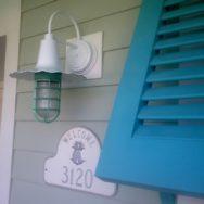 Featured Customer | Porcelain Enamel Wall Sconces Lend Nostalgic Feel