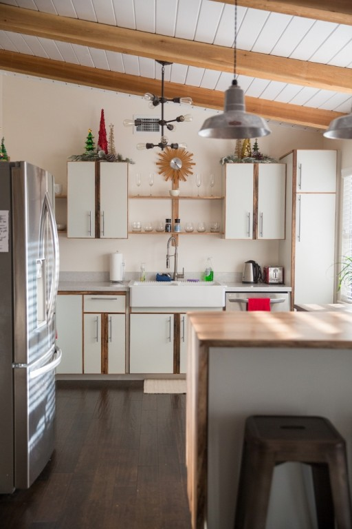 Industrial Pendants Ideal For Small Rustic Kitchen Blog