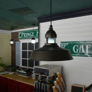 Industrial Pendant Lighting Stars in Buddy's Bakery Rescue on TLC