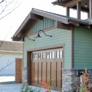 Featured Customer | Gooseneck Light Complements Arts & Crafts Style Home