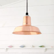 Copper LED Lighting | Where Vintage and Modern Collide