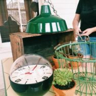 Photo Shoot on Tybee with Pendants and Lamps and … Gators? Oh My!