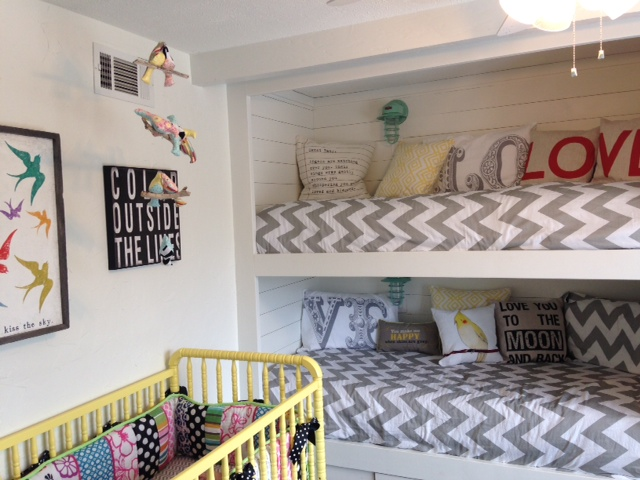 Although Jessicau0027s Daughter Really Wanted A Disney Frozen Room, She Says  Her Little Girl Got More Excited As Their Renovation Came Together.