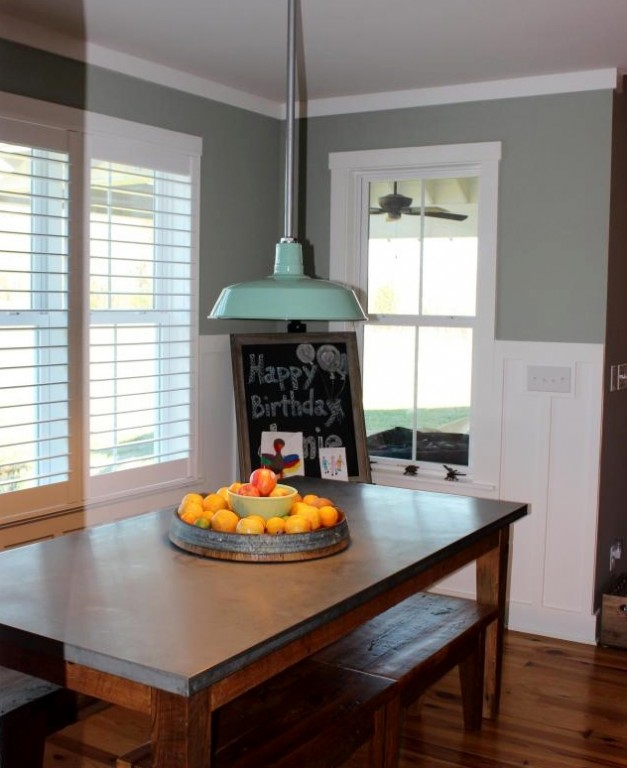 Vintage Lighting, Schoolhouse Lights for Craftsman-Style Home | Blog ...