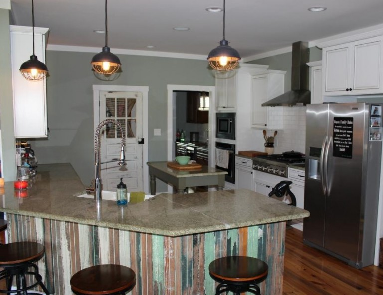Featured Customer Vintage Lighting Schoolhouse Lights For Nc Craftsman Style Home