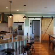 Featured Customer | Vintage Lighting, Schoolhouse Lights for NC Craftsman-Style Home