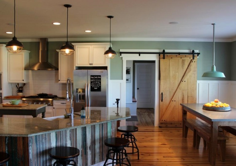 Vintage Lighting Schoolhouse Lights for CraftsmanStyle Home