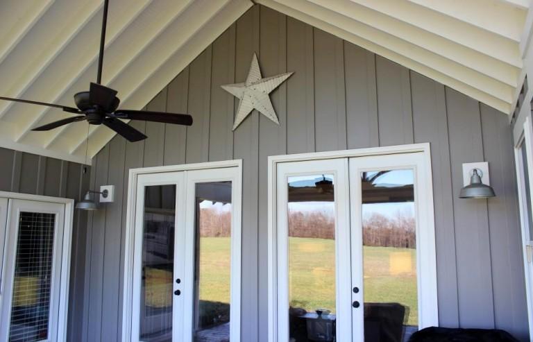 brian built barn doors. Featured Customer | Gooseneck Barn Lights For NC Farmhouse. When Brian\u0027s Dad Built Brian Doors U