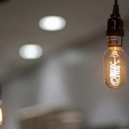 Professional's Corner | Industrial Lighting Adds Eclectic Personality to Burger Joint